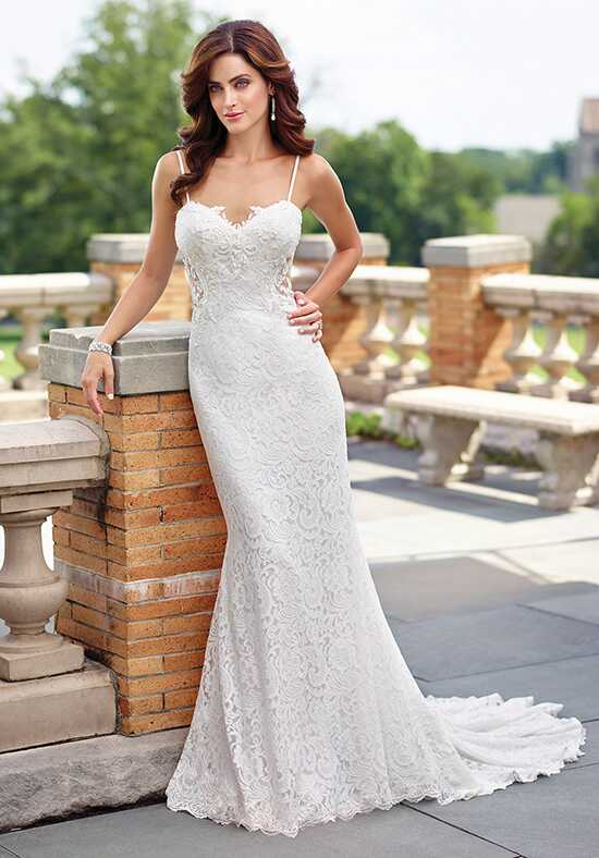 Enchanting by Mon Cheri 117190 Mermaid Wedding Dress