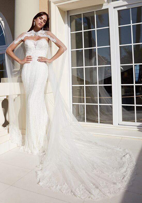 Alessandra Rinaudo Collection LORINDA AR 2018 Mermaid Wedding Dress