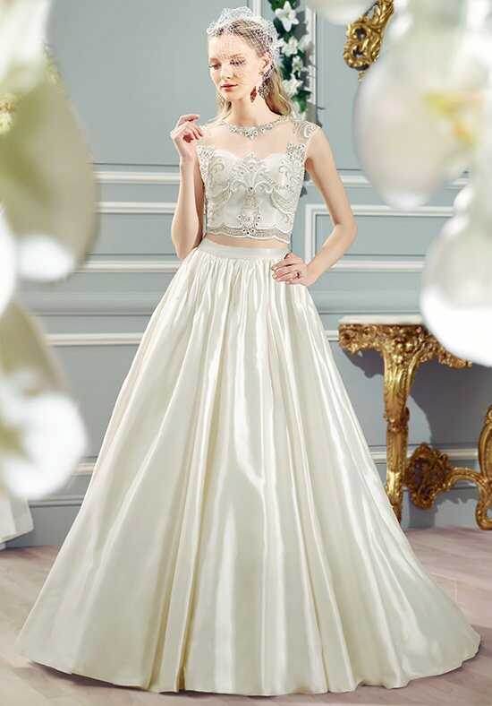 Moonlight Collection J6368 Wedding Dress photo