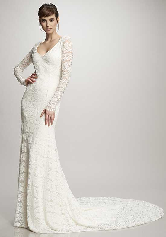 THEIA Nicole Mermaid Wedding Dress