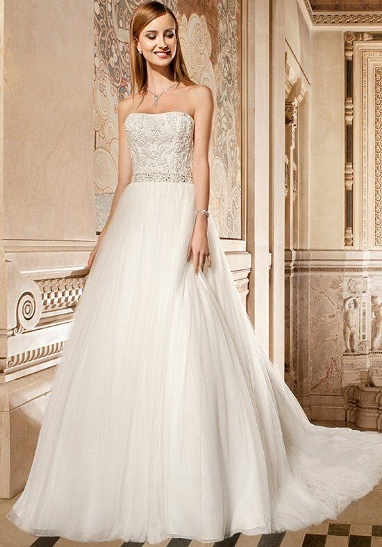Demetrios GR262 A-Line Wedding Dress