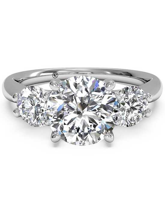 Ritani Elegant Cut Engagement Ring