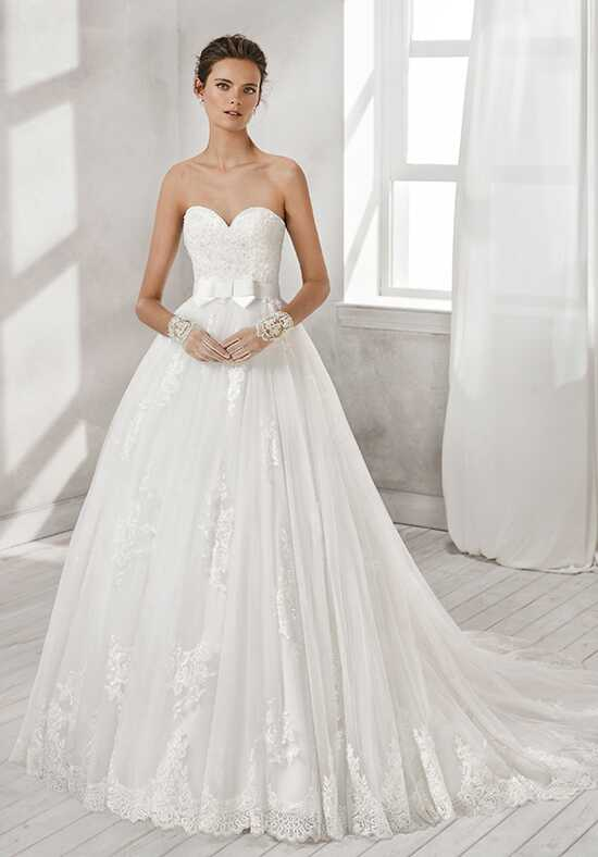 Luna Novias HELADIA A-Line Wedding Dress