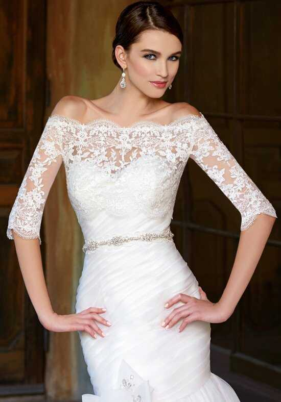 IVOIRE by KITTY CHEN FRANCESCA JACKET, V1375J Wedding Dress