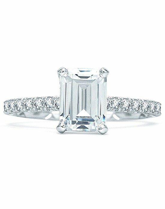 Since1910 ME1859Q Engagement Ring - The Knot