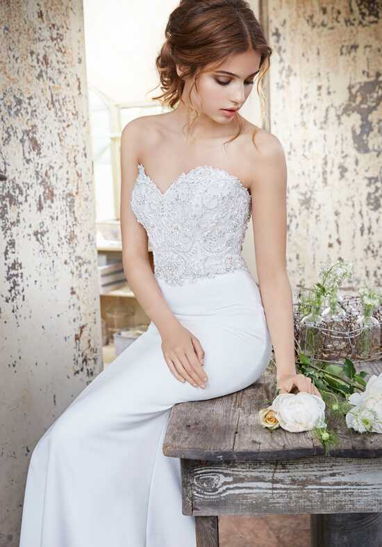 Tara Keely 2655z Mermaid Wedding Dress