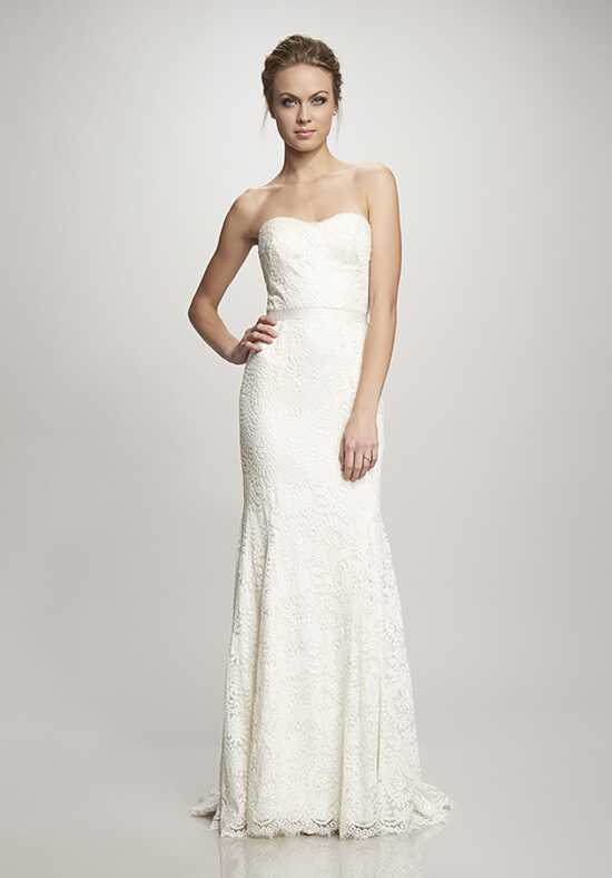 THEIA Heather Sheath Wedding Dress