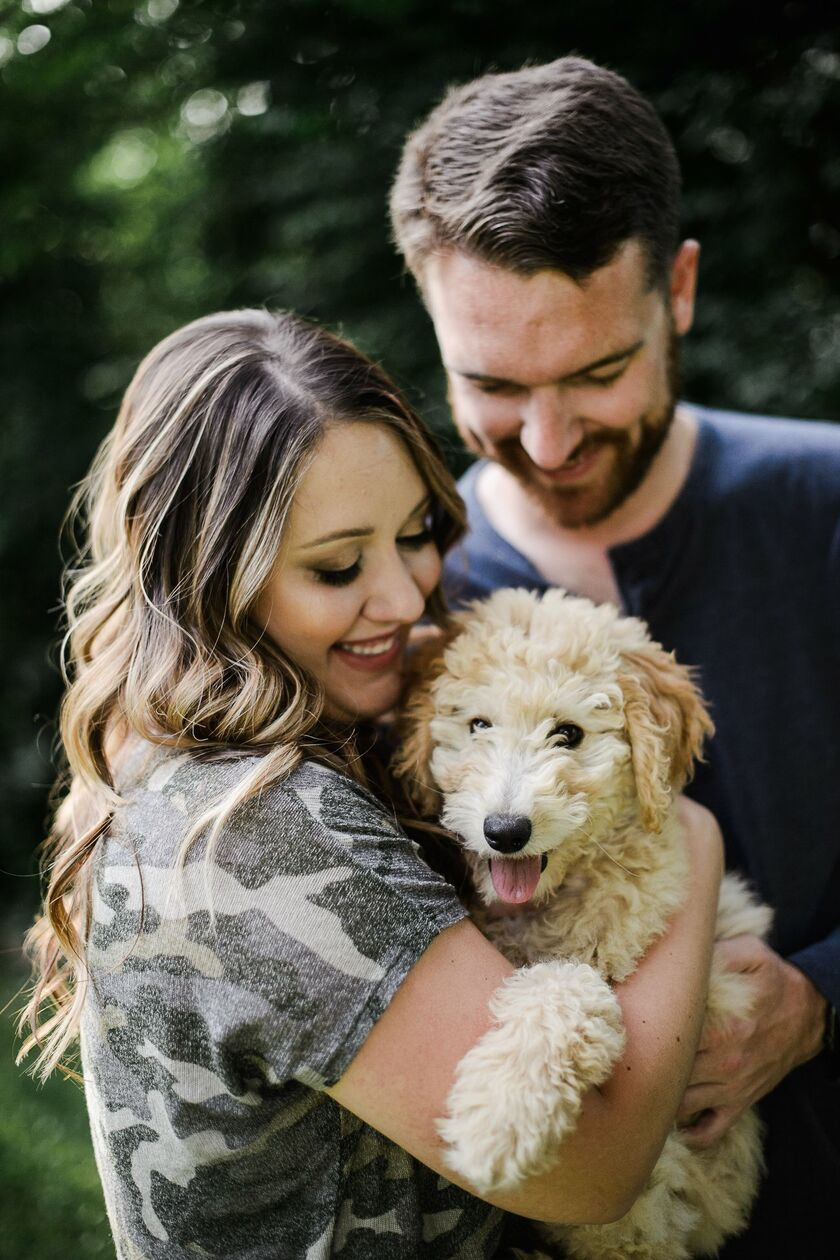 Athena Tapases and Jonathan Chretien's Wedding Website