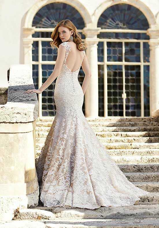 Martina Liana 694 Mermaid Wedding Dress