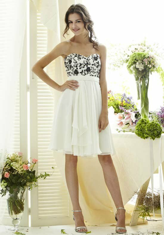 Saison Blanche Bridesmaids SB2261 Sweetheart Bridesmaid Dress