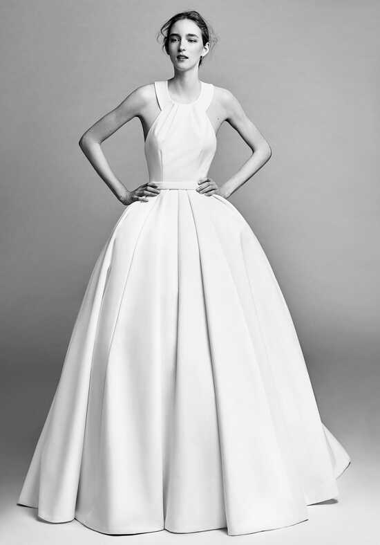 Viktor&Rolf Mariage Bow Spine Ball Gown Ball Gown Wedding Dress