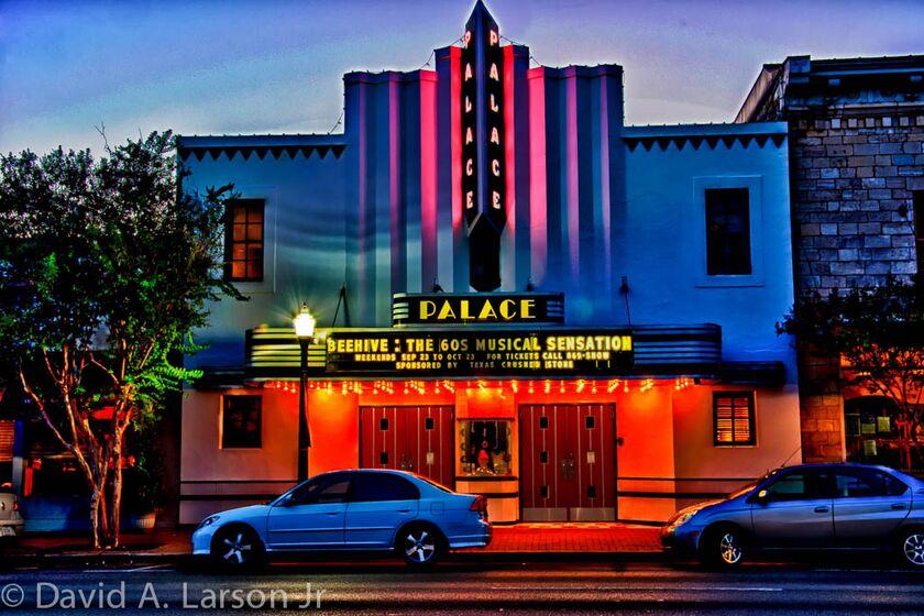 Hailey craig and erich helfrich 39 s wedding website for Georgetown movie theater