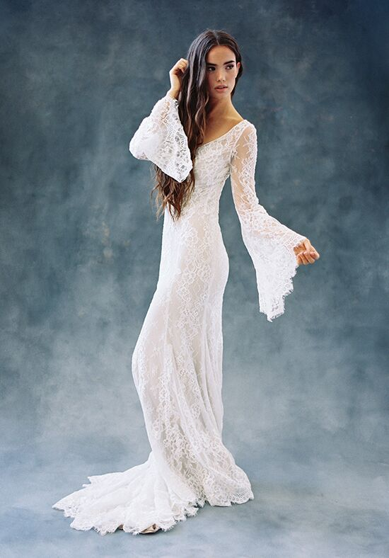 a3e007c9d36 Off-the-Shoulder Wedding Dresses