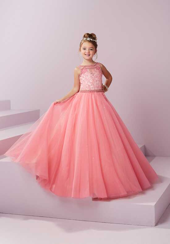 Tiffany Princess 13486 Flower Girl Dress