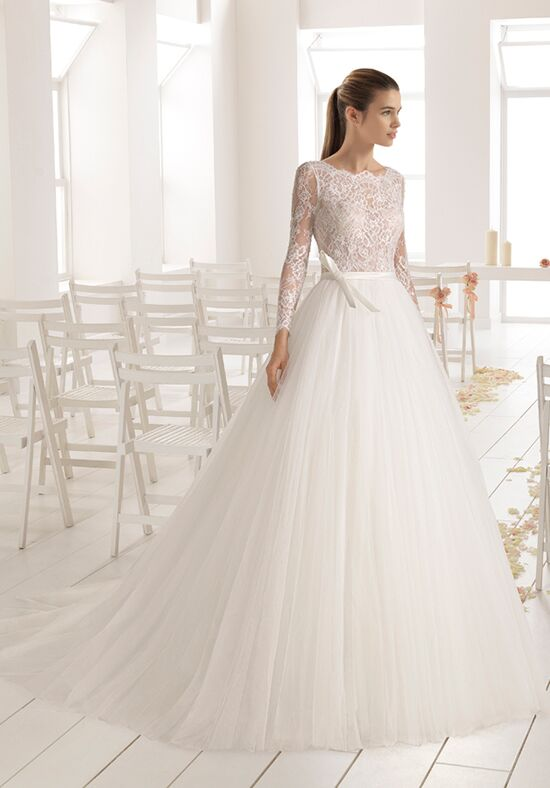 Aire Barcelona BAMBU Ball Gown Wedding Dress