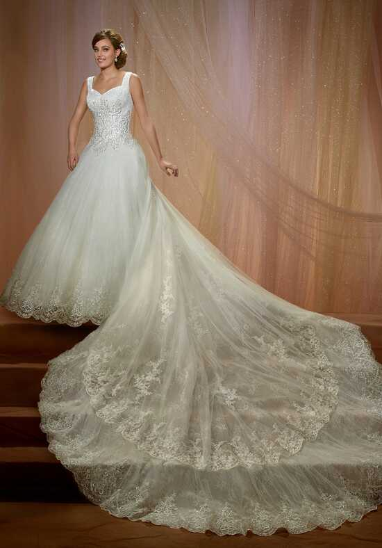 1 Wedding by Mary's Bridal 6485 Ball Gown Wedding Dress