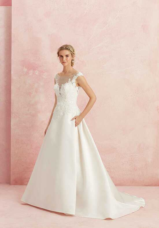 Beloved by Casablanca Bridal BL225 Dignity A-Line Wedding Dress