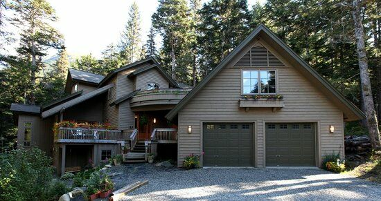 The Carriage House Bed And Breakfast Girdwood Ak