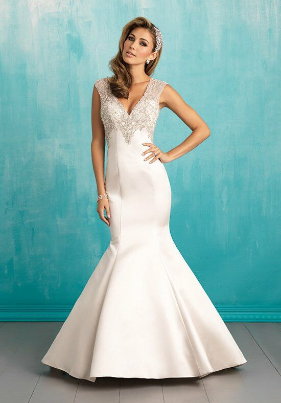 Allure Bridals 9306 Mermaid Wedding Dress