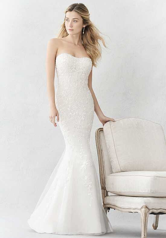 Kenneth Winston: Ella Rosa Collection BE362 Mermaid Wedding Dress