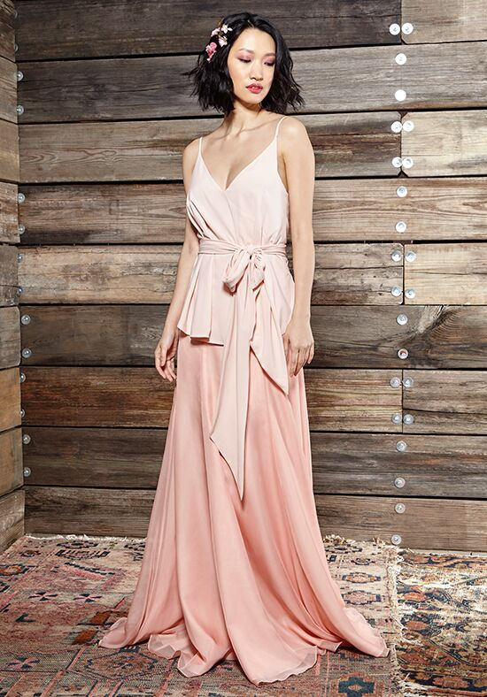 Ivy & Aster Bridesmaids Paige Skirt Strapless Bridesmaid Dress