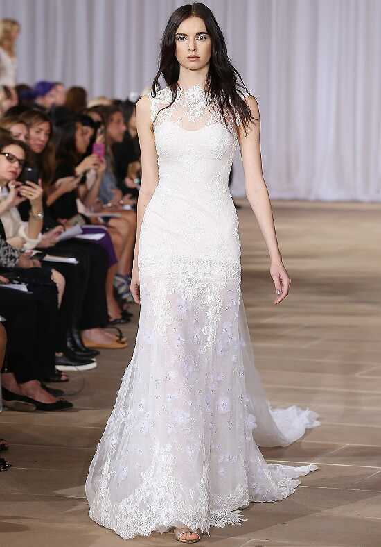 Ines Di Santo Sunlit Mermaid Wedding Dress