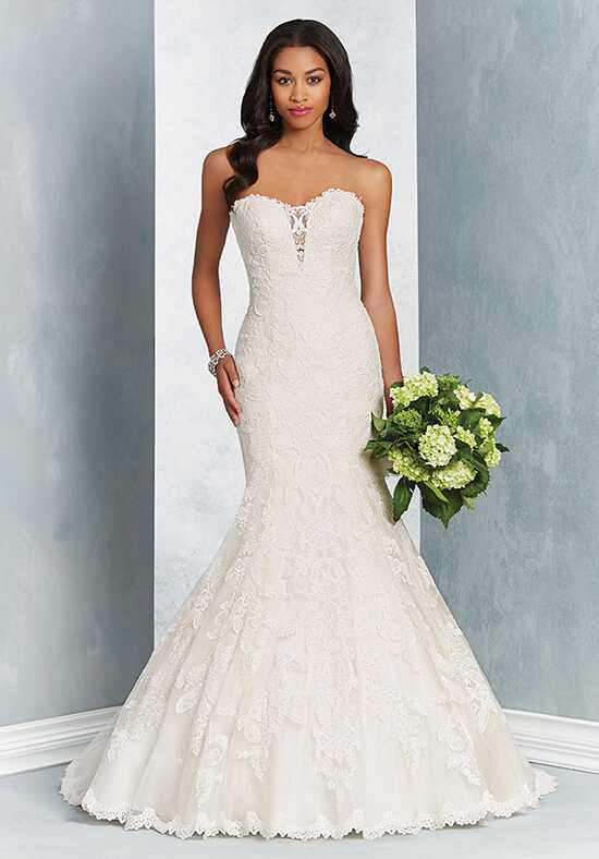 Alfred Angelo Signature Bridal Collection 2603 Sheath Wedding Dress