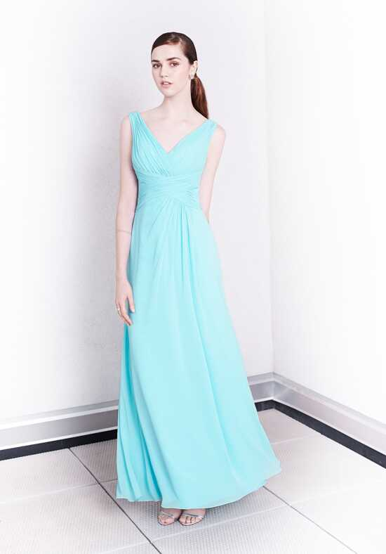 Colour by Kenneth Winston 5229L V-Neck Bridesmaid Dress