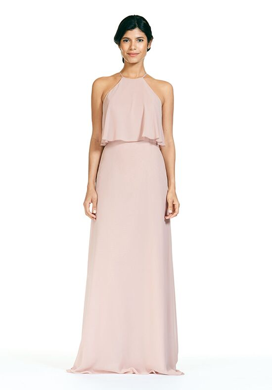 Bari Jay Bridesmaids 1801 Halter Bridesmaid Dress