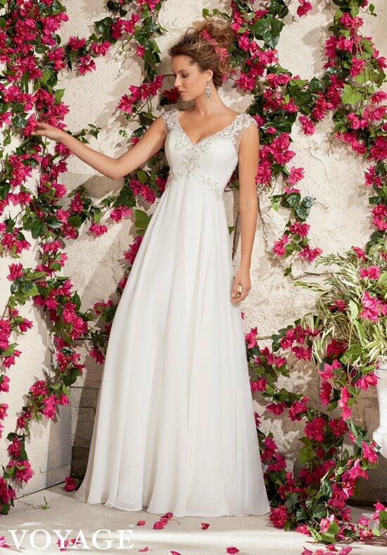 Voyage by Madeline Gardner 6792 Wedding Dress photo