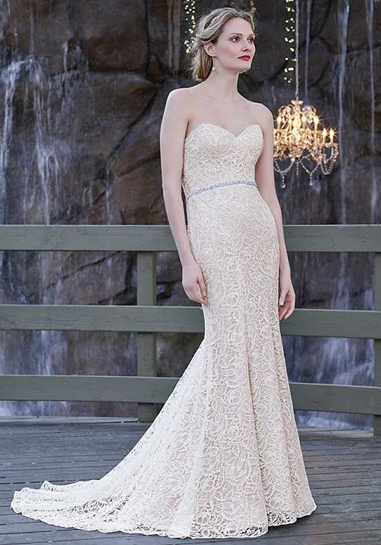 Casablanca Bridal 2252 Hyacinth Sheath Wedding Dress