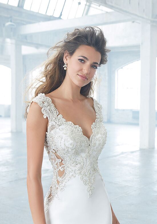Madison James MJ307 Sheath Wedding Dress