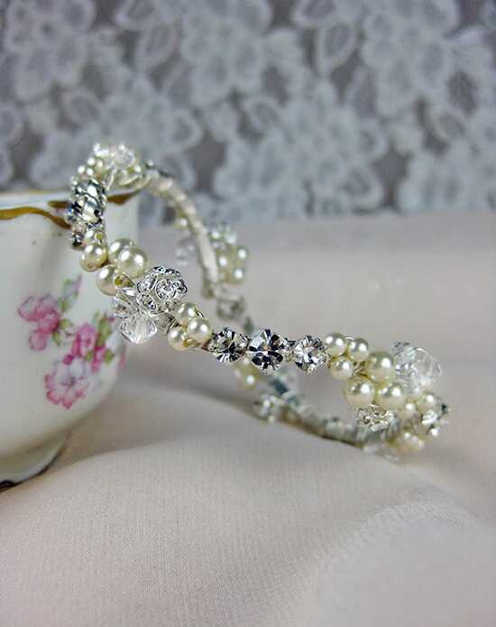 Everything Angelic Myka Bangle Bracelet - b208 Wedding Bracelet photo