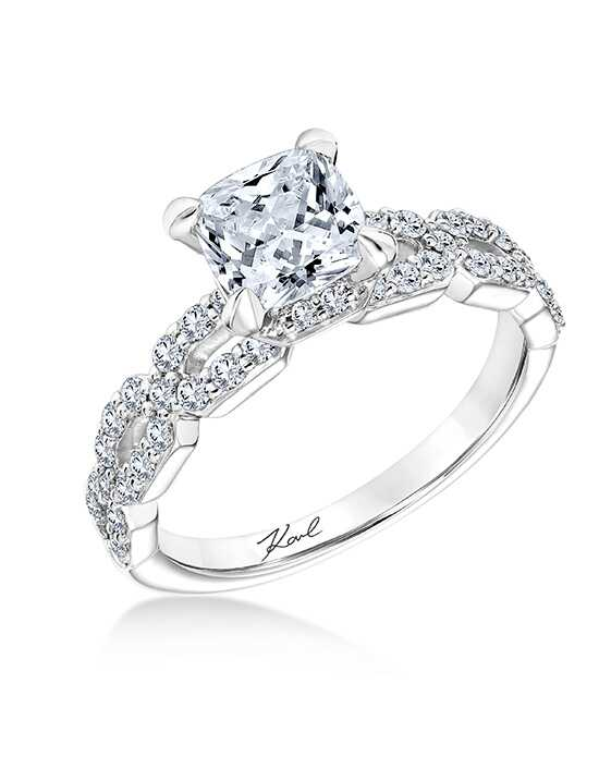 cushion cut engagement ring cushion cut engagement rings 30504
