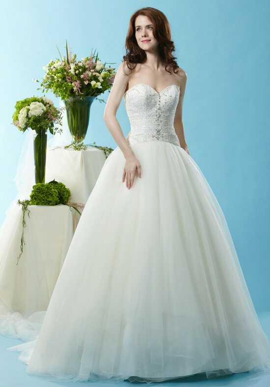 Eden Bridals BL133 Ball Gown Wedding Dress