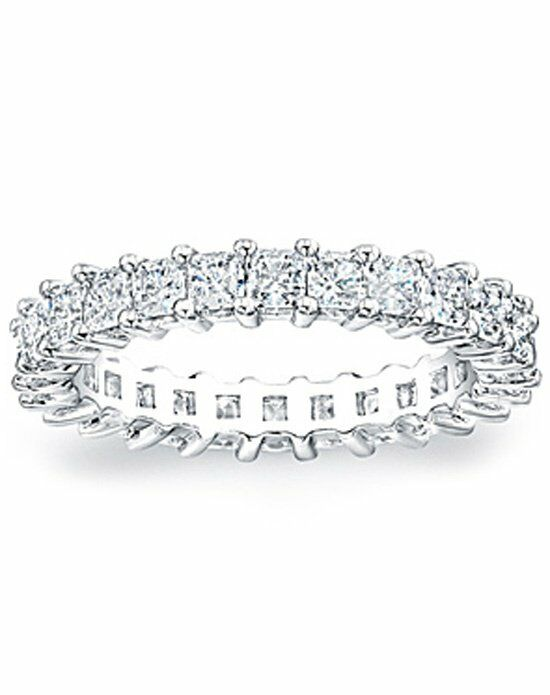 Since1910 Eternity Ring .10ct PR White Gold Wedding Ring