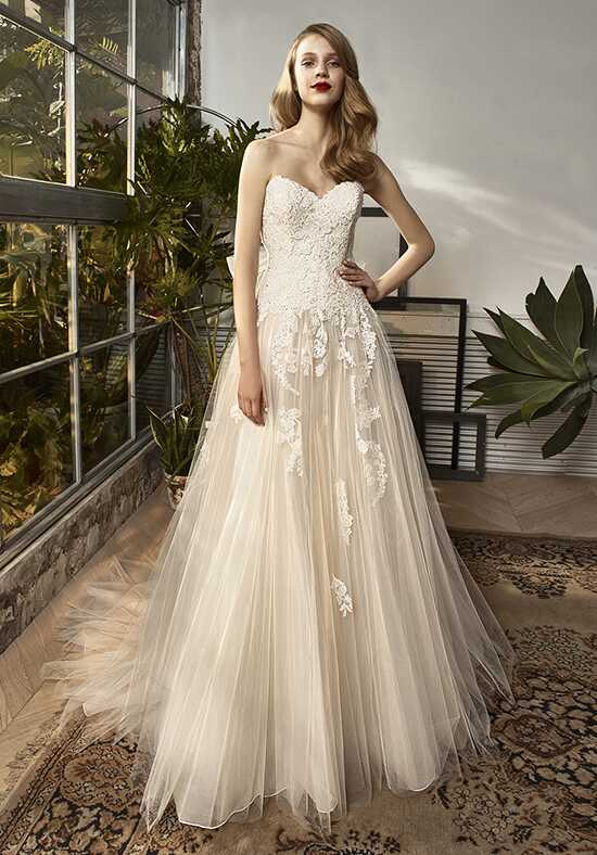Beautiful BT18-04 A-Line Wedding Dress