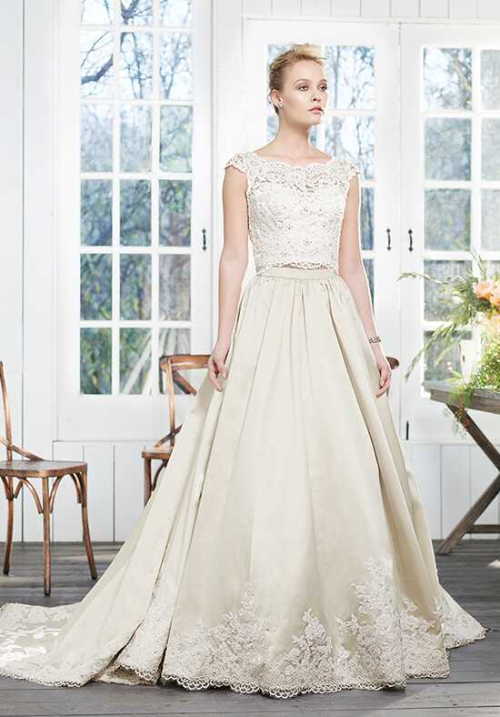 Casablanca Bridal 2260 Peony A-Line Wedding Dress