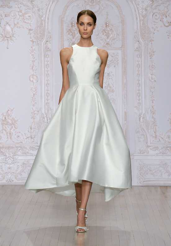 Monique Lhuillier Zelda A-Line Wedding Dress