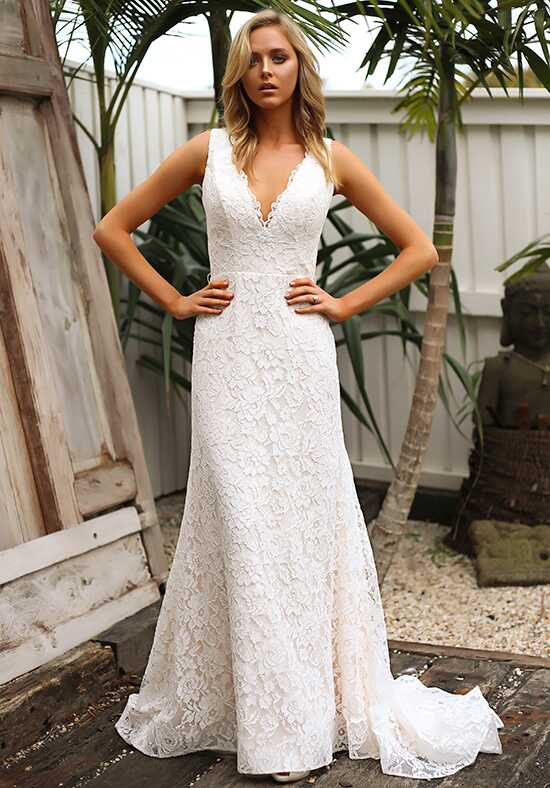 Mia Solano ML9117 A-Line Wedding Dress