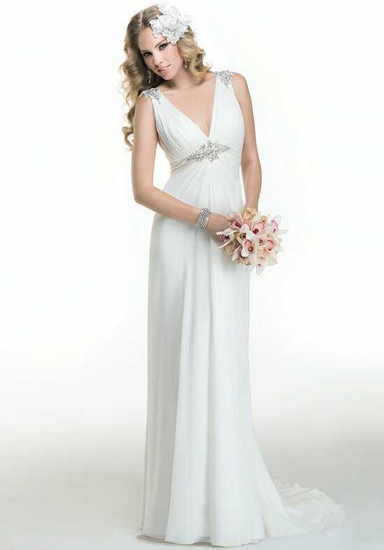 Maggie Sottero Alicia Sheath Wedding Dress