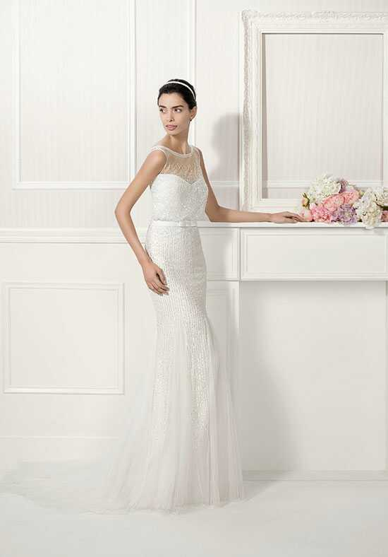 Alma Novia FABILA Mermaid Wedding Dress