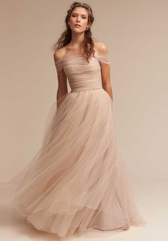 BHLDN Ramona Ball Gown Wedding Dress