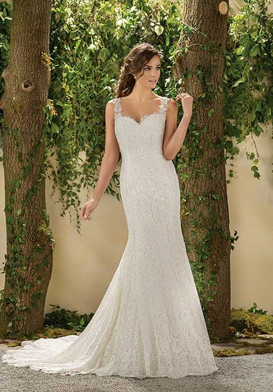 Jasmine Collection F181009 Mermaid Wedding Dress