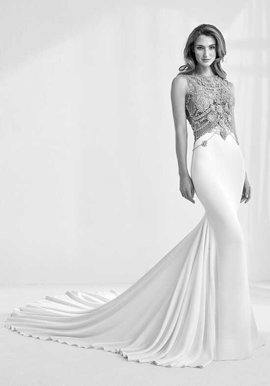 PRONOVIAS RAMIR Mermaid Wedding Dress