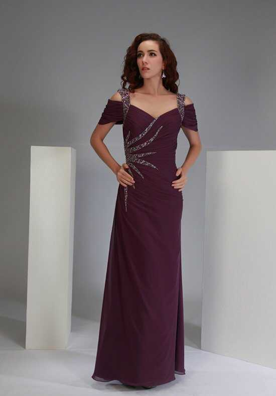 Intermezzo by Venus MB2252 Purple Mother Of The Bride Dress