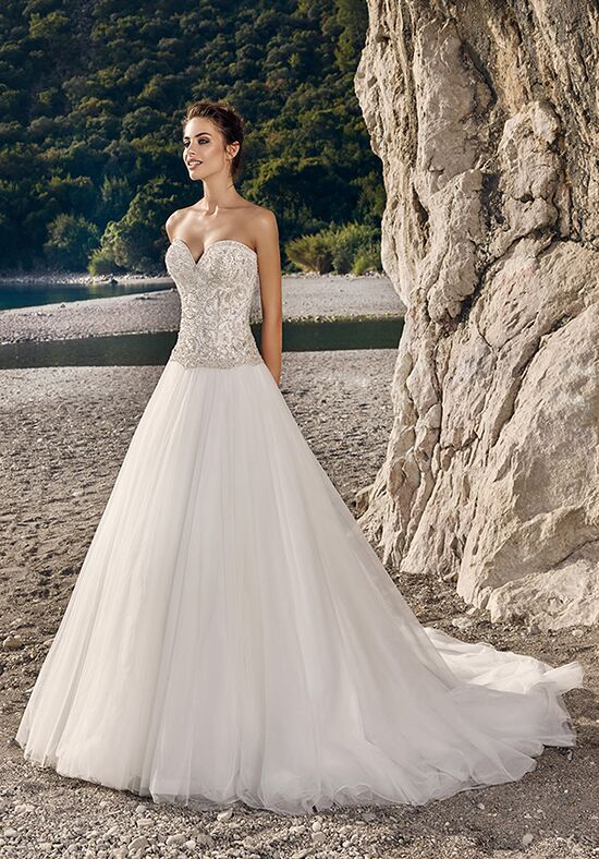 Eddy K Margarita Ball Gown Wedding Dress