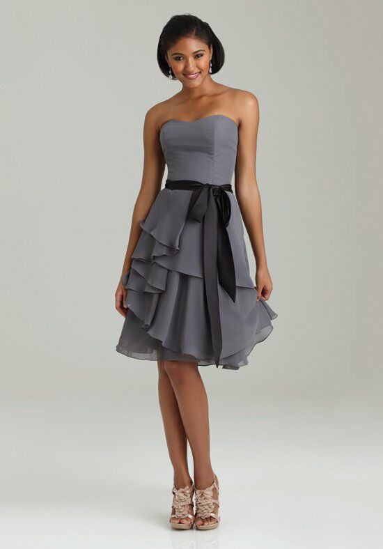 Allure Bridesmaids 1306 Scoop Bridesmaid Dress