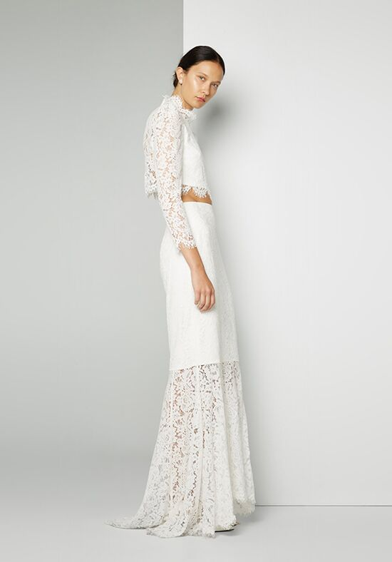 Fame and partners bridal collection estelle two piece wedding fame and partners bridal collection estelle two piece mermaid wedding dress junglespirit Choice Image