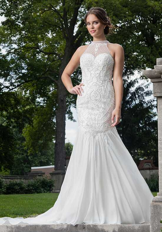 Moda Bella by Mary's Bridal MB2005 Mermaid Wedding Dress